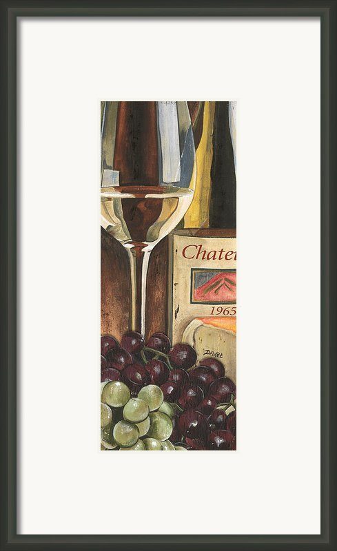 Chateux 1965 Framed Print By Debbie Dewitt