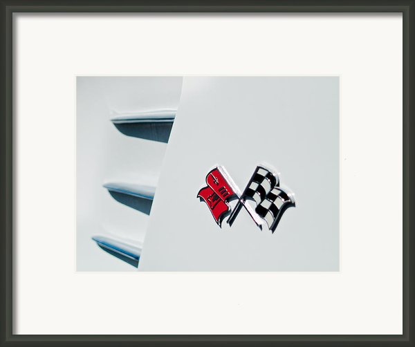 Checkers Framed Print By Bill Gallagher