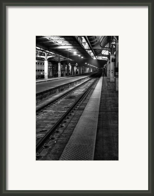 Chicago Union Station Framed Print By Scott Norris
