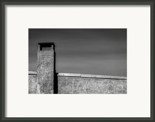 Chimney  Framed Print By Bob Orsillo