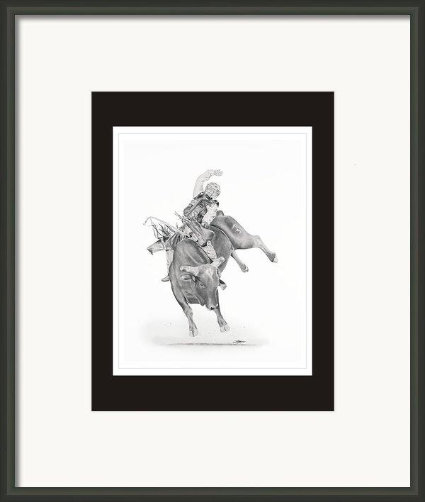 Chris Shivers  Framed Print By Don Medina