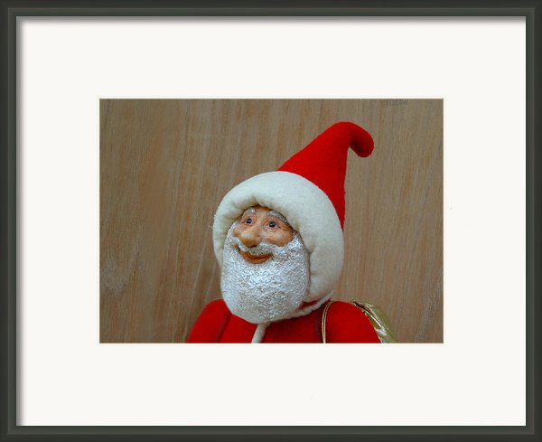Christmas Cheer Framed Print By David Wiles