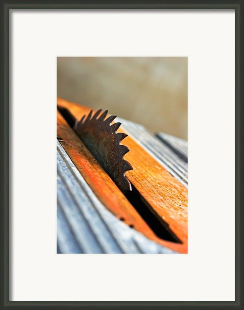 Circular Framed Print By Off The Beaten Path Photography - Andrew Alexander