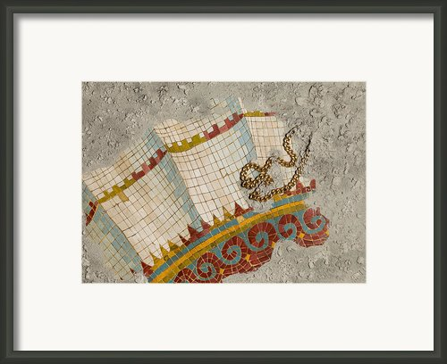 Cities In The Dust - P Framed Print By Katie Fitzgerald