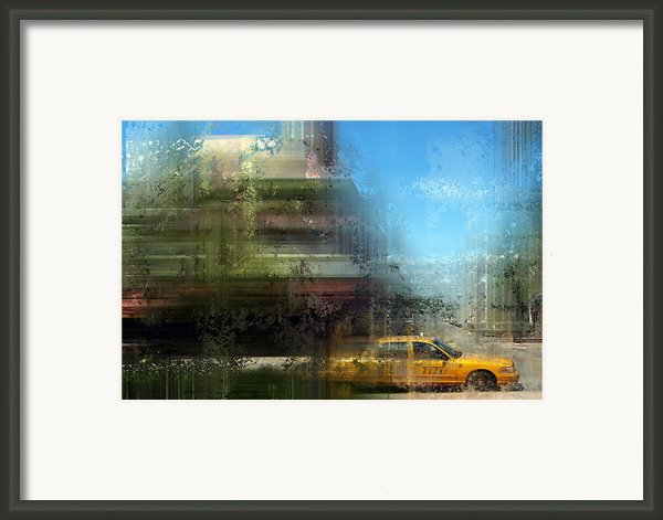 City-art Miami Beach Art Deco Framed Print By Melanie Viola