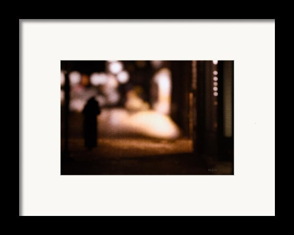 City Nights Framed Print By Bob Orsillo