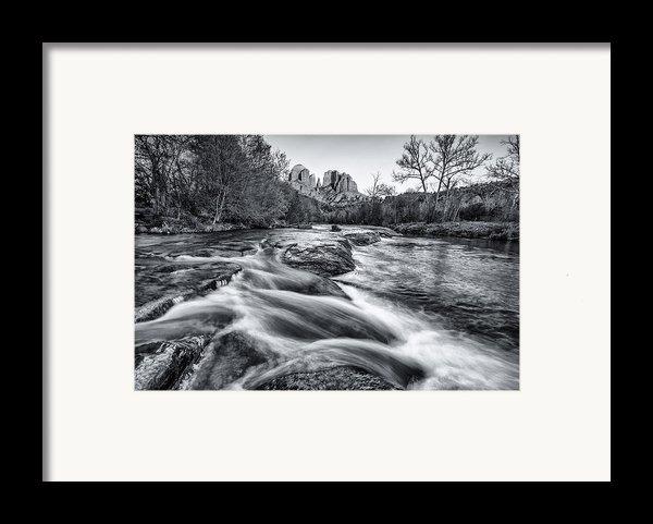 Classic Sedona Framed Print By Darren  White