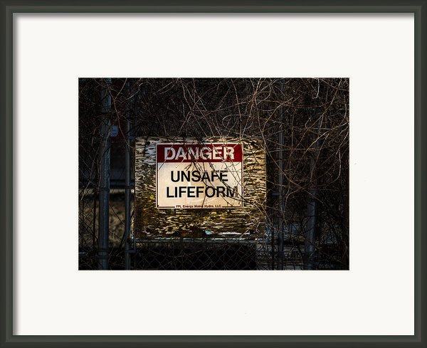 Close Enough For Me Framed Print By Bob Orsillo