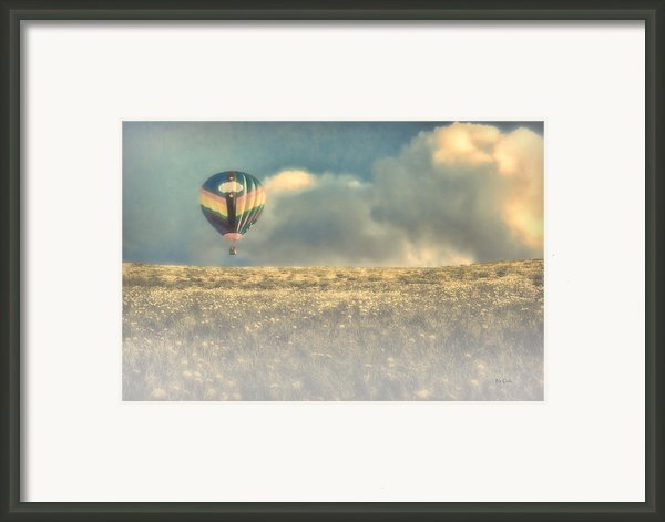 Clouds Within Clouds Framed Print By Bob Orsillo