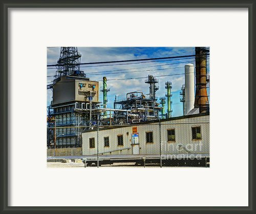 Colors Framed Print By Mj Olsen