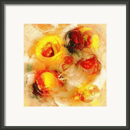 Colors Of Fall Framed Print By Anastasiya Malakhova