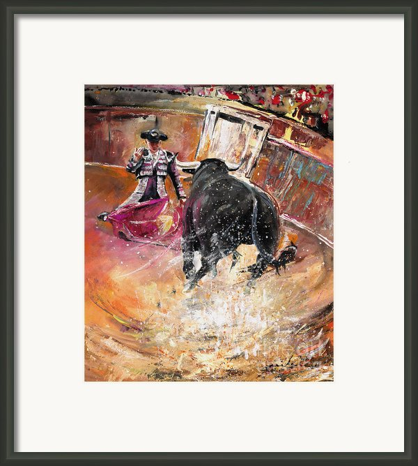 Come If You Dare Framed Print By Miki De Goodaboom