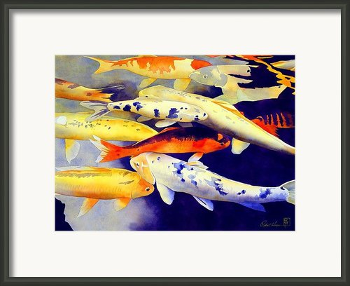 Come Together Framed Print By Robert Hooper
