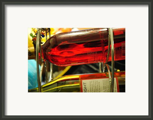 Connoisseur Framed Print By Robert Harmon