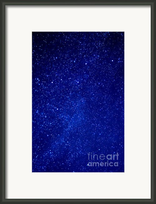 Constellation Virgo Framed Print By Thomas R Fletcher
