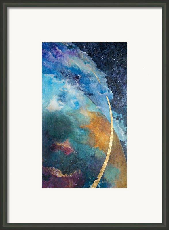 Constellations Framed Print By Cheryl Myrbo
