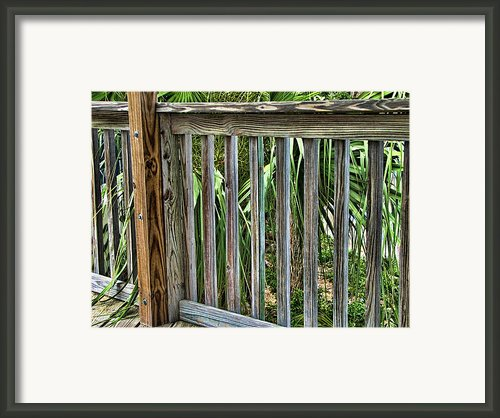Containment Framed Print By Wendy J St Christopher