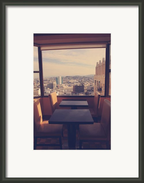Continental Breakfast Framed Print By Laurie Search