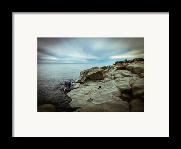 Cool To The Touch Framed Print By Mary Amerman