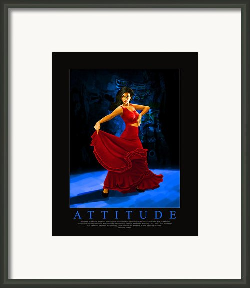 Corporate Art 002 Framed Print By Catf