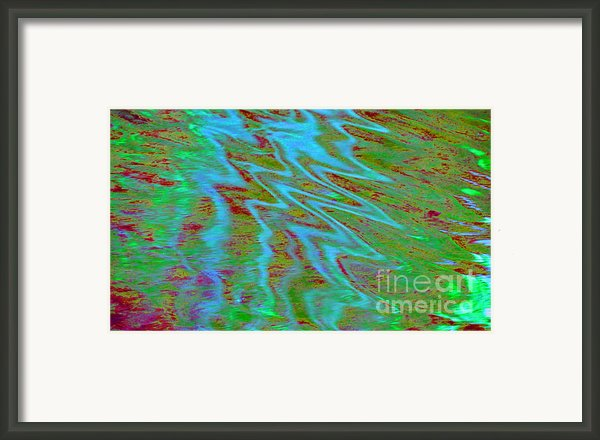 Cotton Candy Framed Print By Cindy Lee Longhini