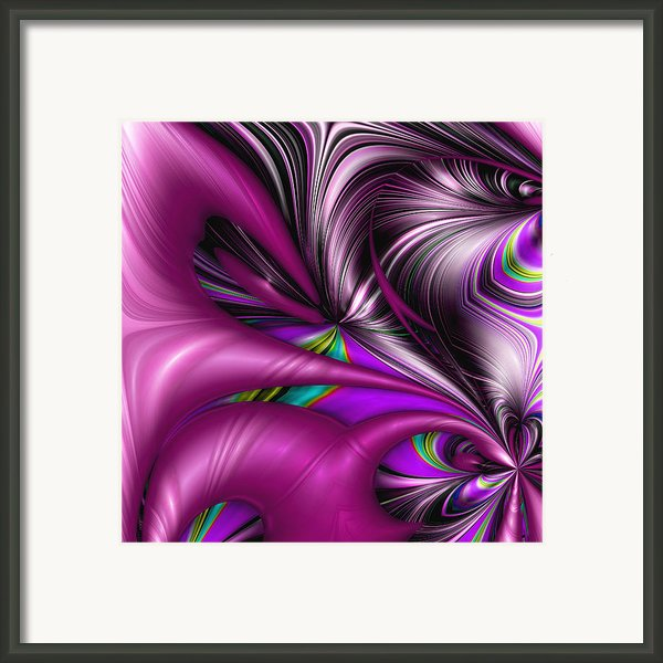 Counterpoint Framed Print By Wendy J St Christopher