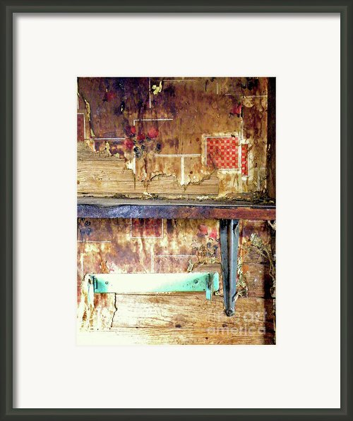 Country Kitchen Framed Print By Joe Jake Pratt