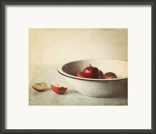 Country Morning Framed Print By Amy Weiss