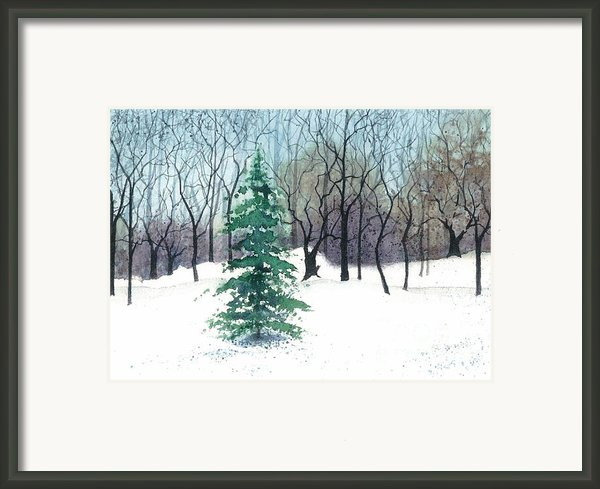 Crystal Morning Framed Print By Barbara Jewell