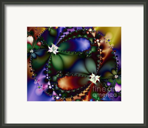 Dance Of The Gypsy Moths On A Moon Lit Night 20130510 Framed Print By Wingsdomain Art And Photography