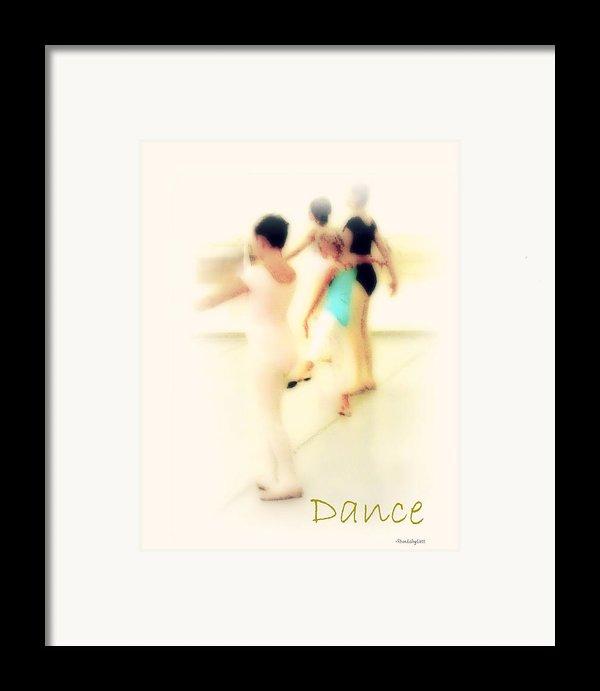 Dance Framed Print By Yomamabird Rhonda