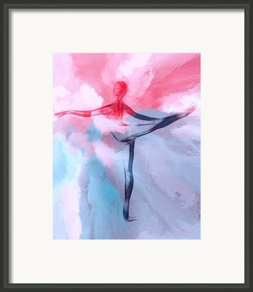 Dancing In Heaven Framed Print By Stefan Kuhn
