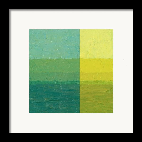 Daybreak Framed Print By Michelle Calkins