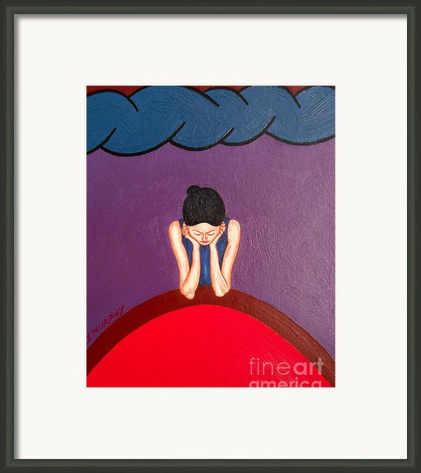 Daydreamer Framed Print By Patrick J Murphy