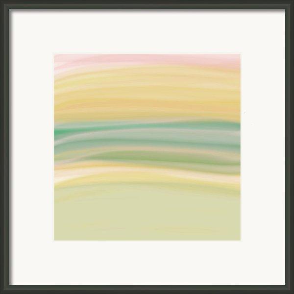 Daydreams 1 Framed Print By Bonnie Bruno