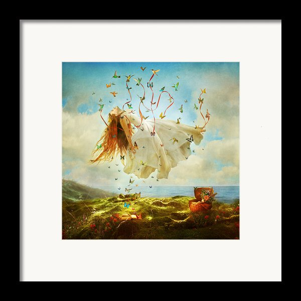 Daydreams Framed Print By Aimee Stewart