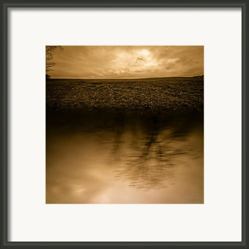 December Sky Framed Print By Bob Orsillo