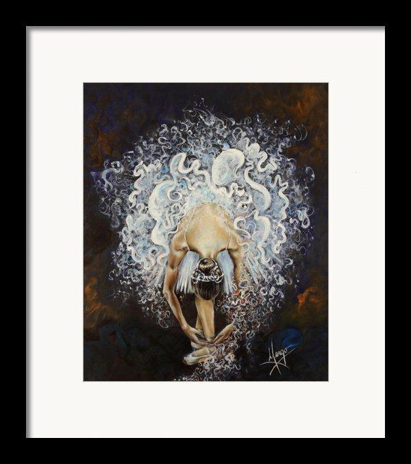 Devotion Framed Print By Karina Llergo Salto