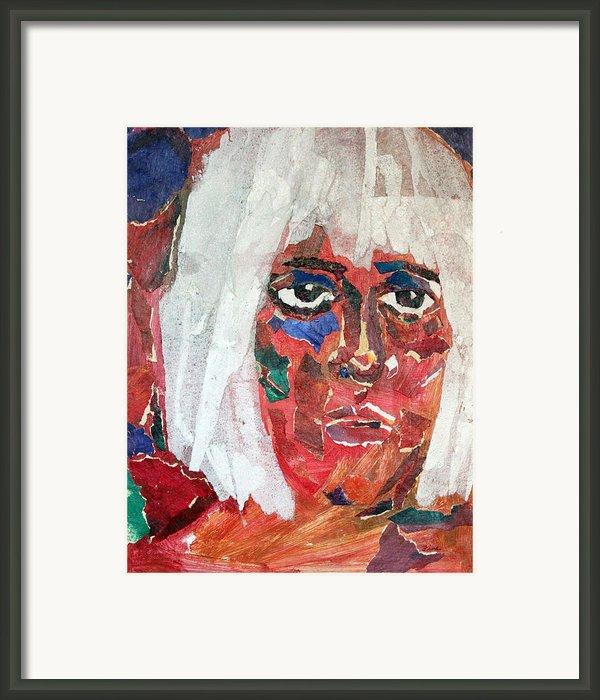 Diane Framed Print By Diane Fine