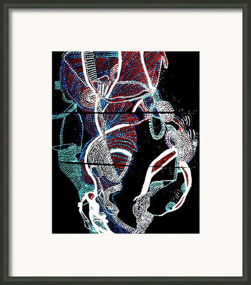 Dinka Framed Print By Gloria Ssali