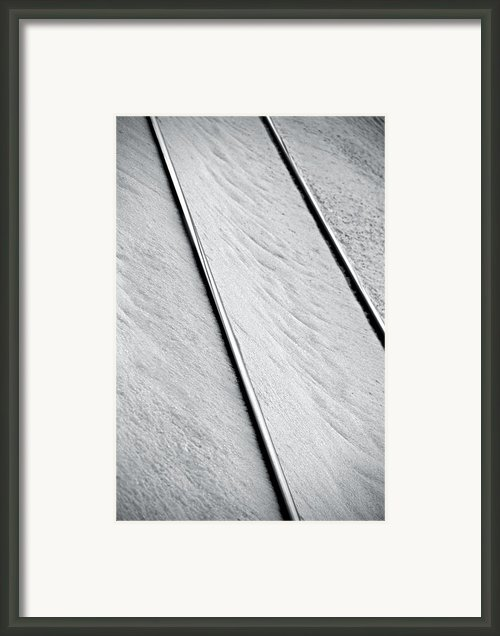 Direction Framed Print By Odd Jeppesen