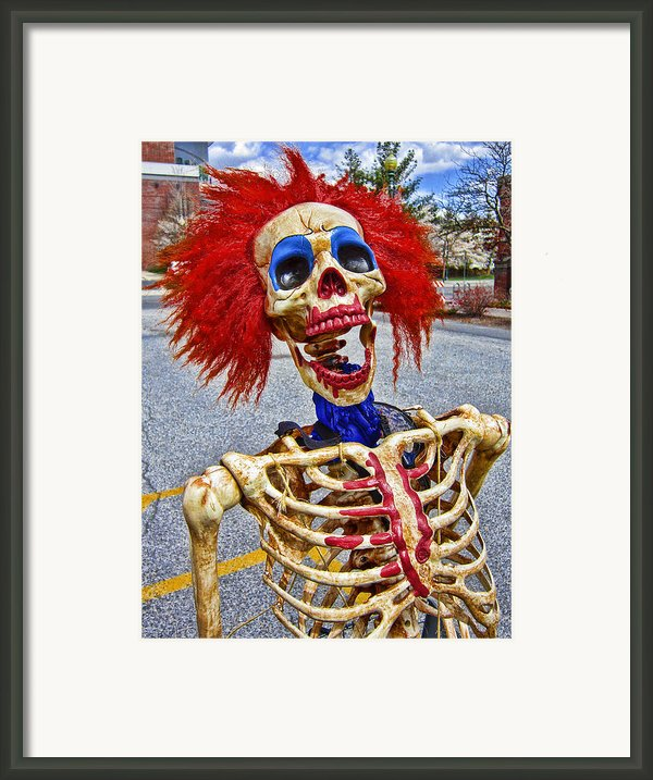 Doctor I Am A Bit Stressed Lately Framed Print By Daniel Hagerman