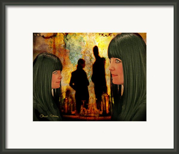 Doppelganger Framed Print By Chuck Staley