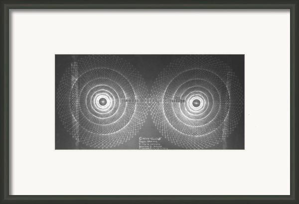 Doppler Effect Parallel Universes Framed Print By Jason Padgett