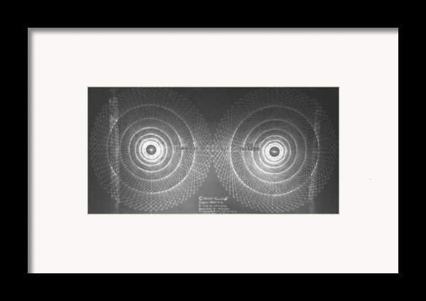 Doppler Effect Parallel Universes Framed Print By Jason Padgett