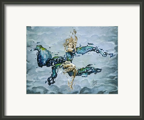 Dream Framed Print By Karina Llergo Salto