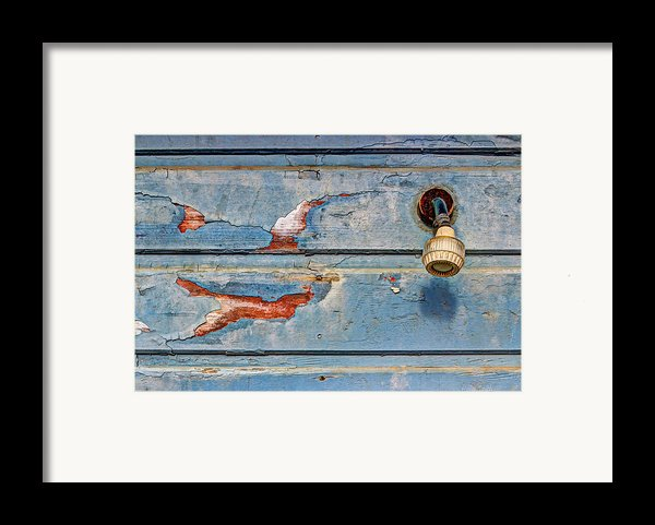 Dream Shower Framed Print By Heidi Smith