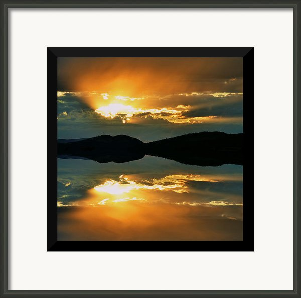 Dreaming Framed Print By Kevin Bone