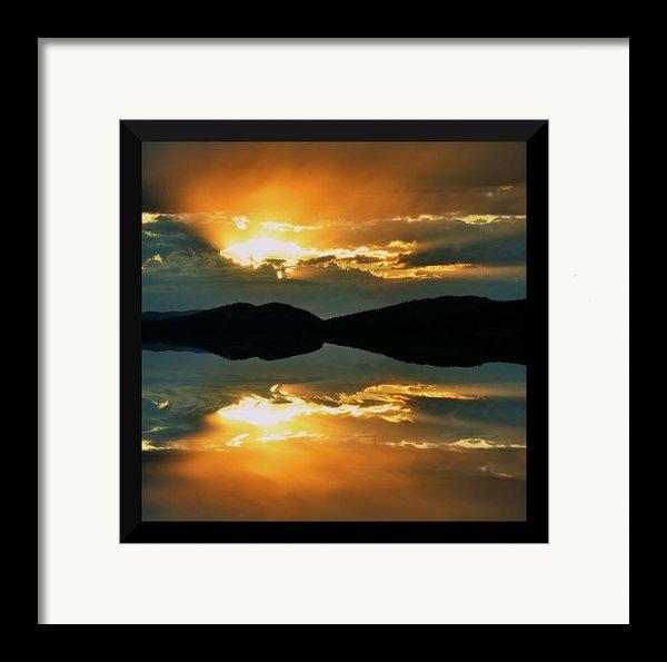 Dreaming Framed Print By Kevin Bone