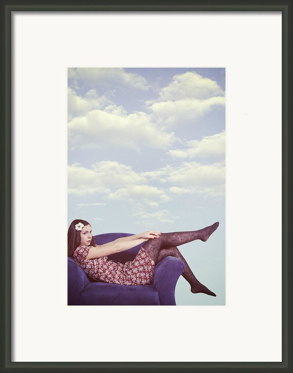 Dreaming To Fly Framed Print By Joana Kruse